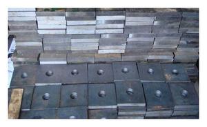 Анкерная плита М80 ГОСТ 24379.1-80