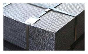 Лист рифленый 4х1250х2500 сталь 3 ромб ГОСТ 8568-77
