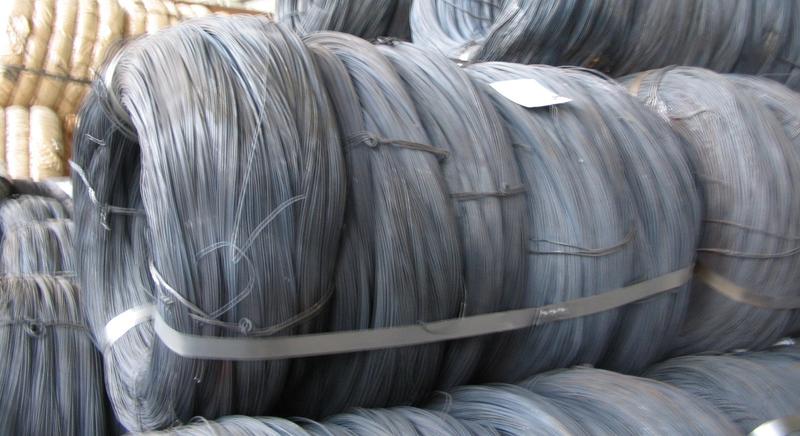 Проволока вязальная 4,5 ГОСТ 3282-74 термообработанная черная (ТОЧ)